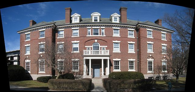 Bertram Hall, Radcliffe Quadrangle, 53 Shepard Street, Cambridge, MA