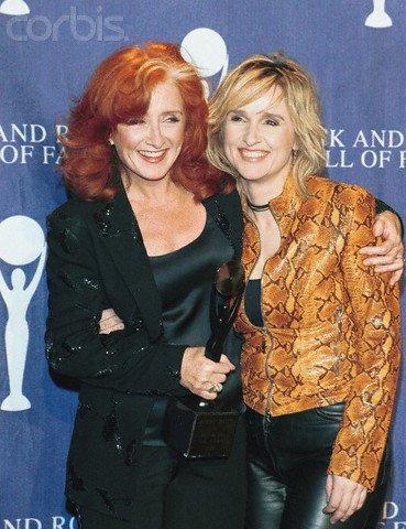 Bonnie Raitt and Melissa Etheridge - 6 Mar 2000 © Steve Azzara /Corbis Sygma