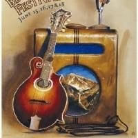33rd Telluride Bluegrass Festival 2006 Poster