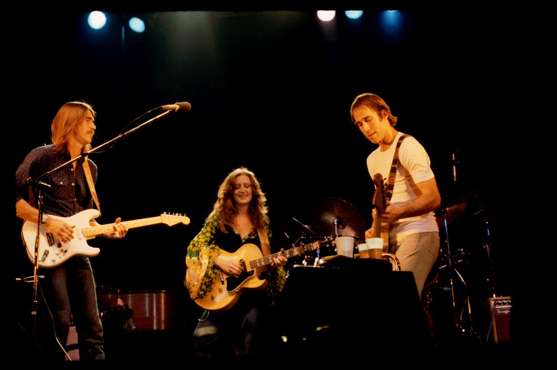 Bonnie Raitt, John Hall, Will McFarlane © Nick Busco