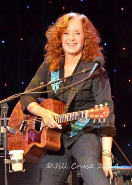 Bonnie Raitt on Olivia Cruise - Tampa - November 23, 2014  © Jill Cruse