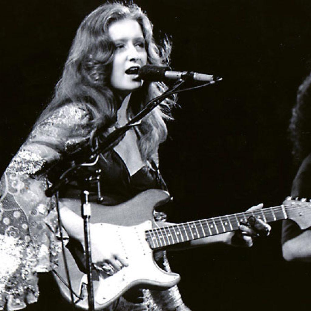 Bonnie Raitt's Blues
