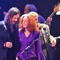 Bonnie Raitt at the Glenn Frey tribute on Feb.13, 2016 at the Troubadour. © Chris Willman