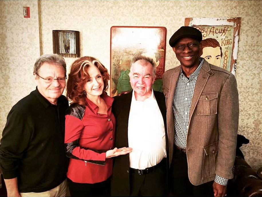 Delbert McClinton, Bonnie, John Prine and Keb' Mo' - Ryman Auditorium Nashville May 4, 2016