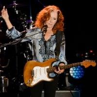 Bonnie Raitt performs at The Pinewood Bowl Theater, Lincoln NEB on 09/06/2016  © Matt Ryerson /Journal Star