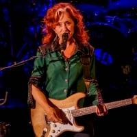 Bonnie Raitt performs at Red Rocks Amphitheater on Sept. 8, 2016. © Michael McGrath