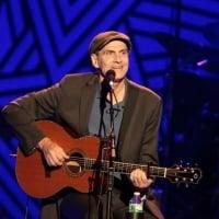 Singer-songwriter James Taylor (AP file photo)
