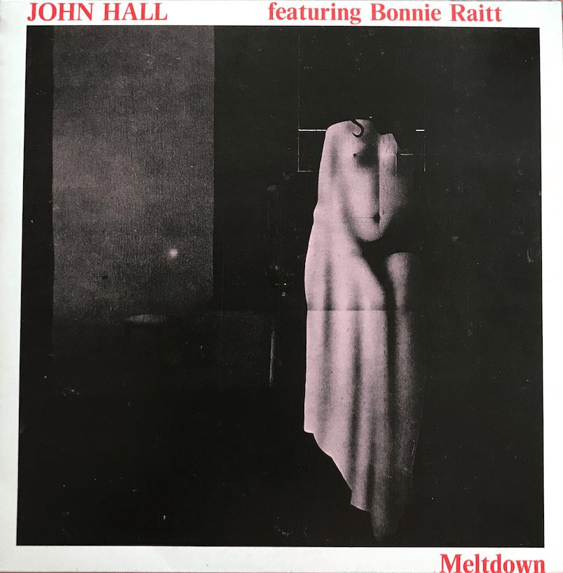 John Hall-Meltdown-front