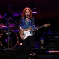 Bonnie Raitt performs at the BOK Center - Tulsa, OK on February 18, 2019  © Joey Johnson (Tulsa World)