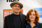 James Taylor and Bonnie Raitt attend the 25th Anniversary Rock & Roll Hall of Fame Concert at Madison Square Garden on October 29, 2009 in New York City.