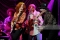Bonnie Raitt and Roy Rogers perform as part of the Tribute to the life of Norton Buffalo at the Fox Theatre on January 22, 2010 in Oakland, California.