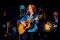Honoree Bonnie Raitt performs onstage during the Little Kids Rock Benefit 2017 at PlayStation Theater on October 18, 2017 in New York City.