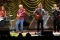 Bonnie Raitt jams with Elvin Bishop, Steve Miller and Charlie Musselwhite during a benefit tribute show for harmonica player Norton Buffalo at the Fox Theater in Oakland,Calif.on Friday, Jan.22, 2010